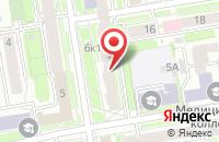 Схема проезда до компании Джи-Эм-Си-Эс-Сибирь в Новосибирске