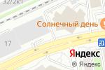 Схема проезда до компании Flowersgift в Новосибирске