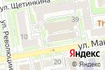 Схема проезда до компании Сибпринт в Новосибирске