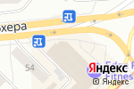 Схема проезда до компании Сибфактор-прибор в Новосибирске