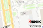 Схема проезда до компании Восточный уголок в Новосибирске