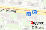 Схема проезда до компании Погребок в Новосибирске