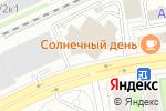 Схема проезда до компании Фенимор Купер в Новосибирске