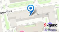 Компания Веранда54 на карте