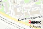 Схема проезда до компании Негосударственная экспертиза Новосибирской области в Новосибирске