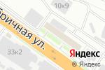 Схема проезда до компании Японские фасады и интерьеры в Новосибирске