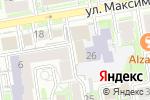 Схема проезда до компании ЗапСибЦемент в Новосибирске