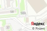 Схема проезда до компании СБК в Новосибирске