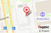 Схема проезда до компании DressAccess в Новосибирске