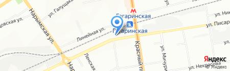 Dining Room на карте Новосибирска