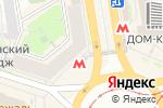 Схема проезда до компании Сеть ремонтных мастерских в Новосибирске