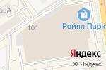 Схема проезда до компании Prima Borsa в Новосибирске