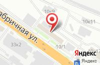 Схема проезда до компании Махаон в Новосибирске