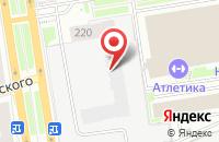 Схема проезда до компании Фамильная Книга в Новосибирске