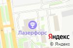 Схема проезда до компании Райдер в Новосибирске