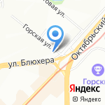 ДНС-Технопоинт на карте Новосибирска