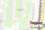 Схема проезда до компании Электродизайн в Новосибирске