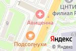 Схема проезда до компании Стройэнергомонтаж в Новосибирске