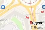 Схема проезда до компании Сеть магазинов домашних беляшей в Новосибирске