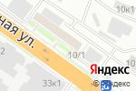 Схема проезда до компании АБ-ГИДРОСИБ в Новосибирске