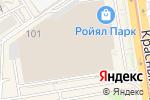 Схема проезда до компании Капэла в Новосибирске