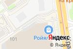 Схема проезда до компании FLUGGER в Новосибирске