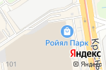 Схема проезда до компании Мастер Минутка-Регион в Новосибирске