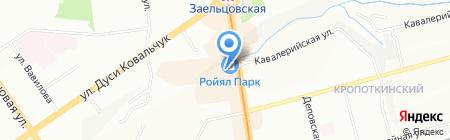 Hamelephone на карте Новосибирска