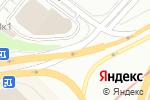 Схема проезда до компании Соffee spot в Новосибирске
