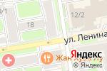 Схема проезда до компании БИНБАНК, ПАО в Новосибирске