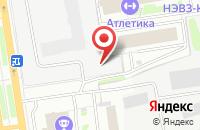 Схема проезда до компании Автограф-Принт в Новосибирске
