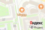 Схема проезда до компании Шафран в Новосибирске