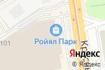 Схема проезда до компании Vkusnyashka в Новосибирске