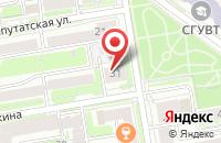 Схема проезда до компании Масс-Медиа-Центр в Новосибирске