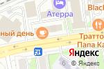 Схема проезда до компании ФАВОРИТ в Новосибирске