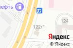 Схема проезда до компании ГК Сибпромодежда в Новосибирске