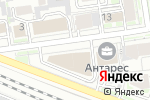 Схема проезда до компании Макро групп в Новосибирске