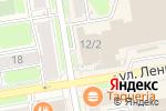 Схема проезда до компании Таймс в Новосибирске