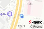 Схема проезда до компании Киоск по продаже кондитерских и хлебобулочных изделий в Новосибирске