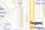 Схема проезда до компании Декор-НСК в Новосибирске