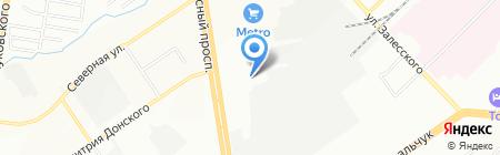 NEW-SALES на карте Новосибирска