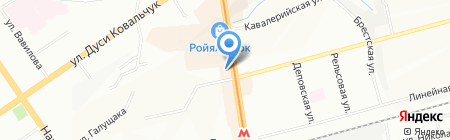 Elle Hall на карте Новосибирска