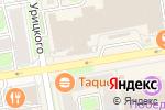 Схема проезда до компании bb resto-bar в Новосибирске