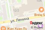 Схема проезда до компании Стабильность в Новосибирске