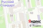 Схема проезда до компании Открытый Мир, ЧОУ ДО в Новосибирске