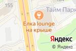 Схема проезда до компании Балеро в Новосибирске
