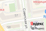 Схема проезда до компании СибСпецТоргКом в Новосибирске