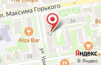 Схема проезда до компании Оценка и Право Финансовые консультации в Новосибирске