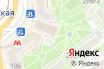Схема проезда до компании Чеки Новосибирск в Новосибирске