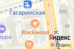 Схема проезда до компании Баркомплект в Новосибирске